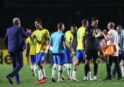 Brasil mantiene el liderato en Conmebol tras vencer a Venezuela