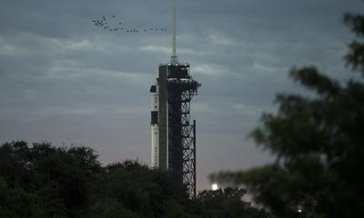 Así se vivió el lanzamiento del Crew-1 de la NASA y SpaceX