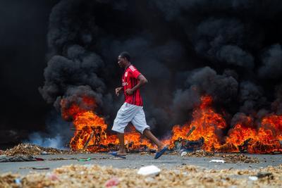 Protestas contra redacción de nueva Constitución en Haití dejan al menos un muerto