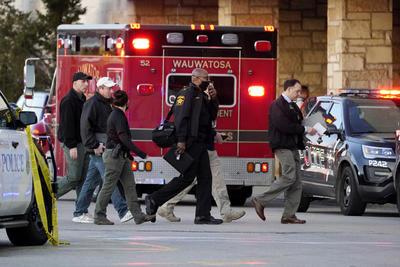 Tiroteo en centro comercial de Wisconsin deja ocho heridos