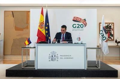 Ante G20, propone AMLO quitar montos de deuda a países más pobres