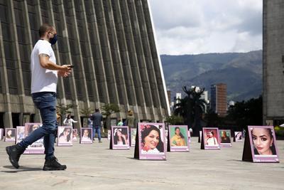 Día Internacional de la Eliminación de las Violencias contra las Mujeres en Colombia