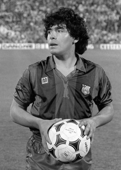 Muere la leyenda del futbol, Diego Armando Maradona