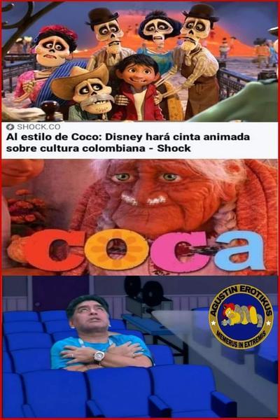 Despiden a Diego Armando Maradona con memes en redes sociales