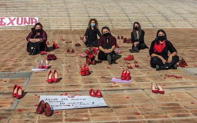 Protestas mundiales por la Eliminación de la Violencia contra la Mujer