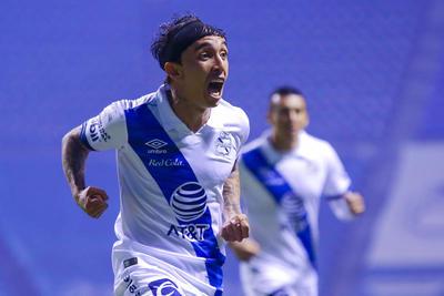 Puebla  se lleva la ida de los cuartos de final ante el León