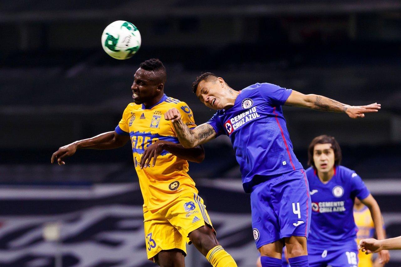 Cruz Azul derrota a Tigres y se instala en semifinales de la Liga MX