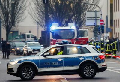 Alerta en Alemania por atropello masivo en zona peatonal