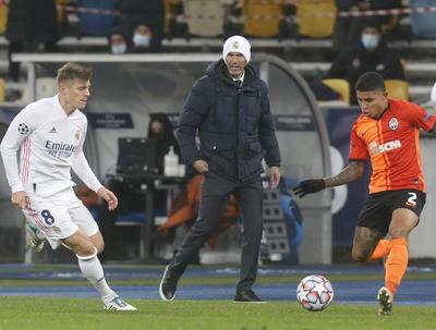 Real Madrid, al borde de la eliminación de la Champions tras derrota