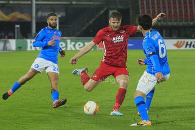 Napoli vs AZ Alkmaar