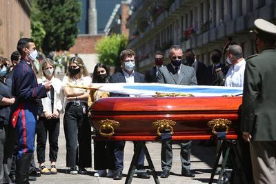 Uruguay se viste de luto por fallecimiento del expresidente Tabaré Vázquez