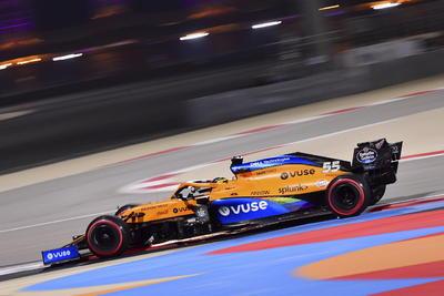 Imágenes del GP de Sakhir, donde 'Checo' Pérez obtuvo su primer triunfo