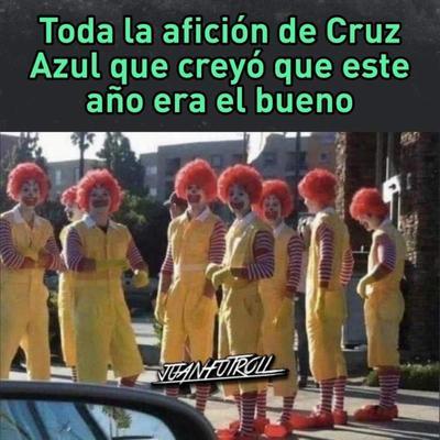 Ni los memes 'perdonan' al Cruz Azul tras su derrota