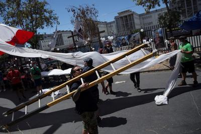 Recuerda Chile incendio que reveló  precariedad carcelaria