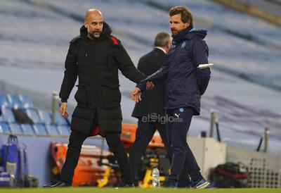 Manchester City vs Marsella