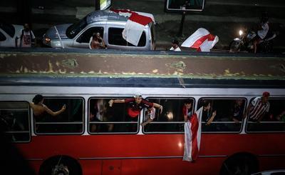 Recuerda River Plate final de la Libertadores ante Boca