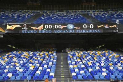 Napoli contra Real Sociedad