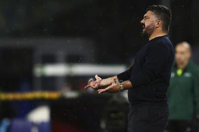 Napoli empató contra Real Sociedad y clasificó a la siguiente ronda de la Liga Europea