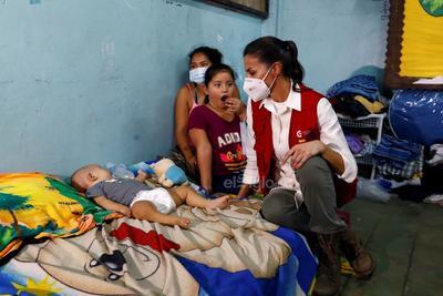 Visita a Honduras de la reina Letizia de España