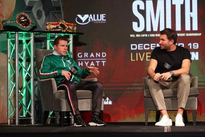 Enfrentar a Callum Smith, un gran reto en la carrera del 'Canelo' Álvarez
