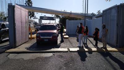 Ingresan más de 11 mil vehículos de EU a México, en tres días