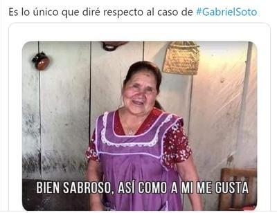 Video 'íntimo' de Gabriel Soto desata  reacciones y memes en redes sociales