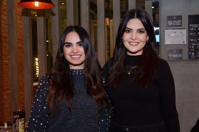 Alejandra y Siham