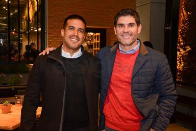 Edgar Ramos y Miguel Ruiz