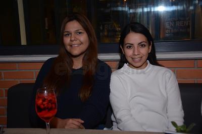 Gloria Ayala y Anahí Chávez