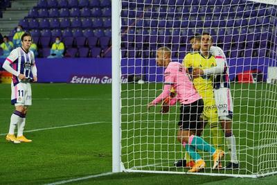 Messi se convierte en una pesadilla para el Real Valladolid