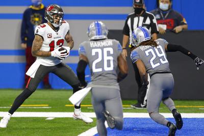 Tom Brady y los Buccaneers triunfan sobre los Lions de Detroit
