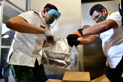 Llegan vacunas contra COVID-19 a Coahuila