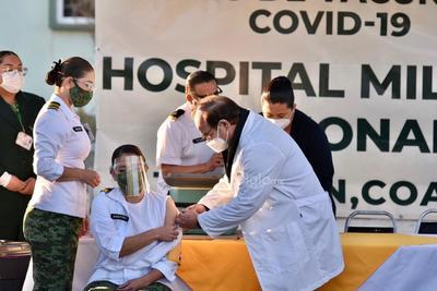 Se trata de un momento histórico en la pandemia del virus SARS-CoV-2 pues es la primera vacuna autorizada en el mundo y adquirida por el Gobierno federal para ser suministrada en una primera etapa en Coahuila y la Ciudad de México.