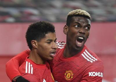 Rashford pone al Manchester United segundo en la Premier League