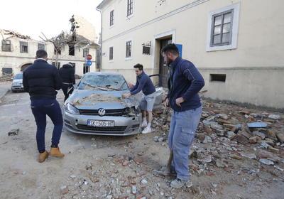 Sismo en Croacia deja varios muertos; entre las víctimas hay una niña