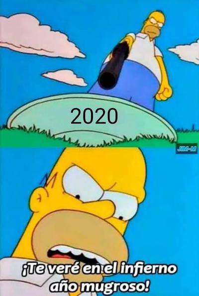 'Adiós 2020'; memes reciben al Año Nuevo en redes