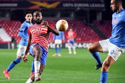 Granada logra importante ventaja ante Nápoles