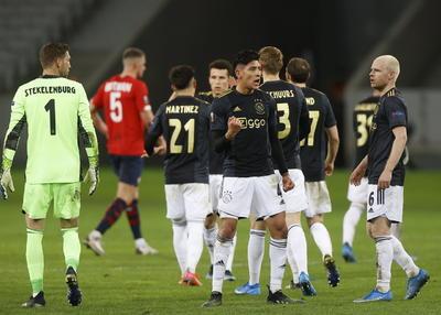 Ajax, con vista a octavos en Europa League