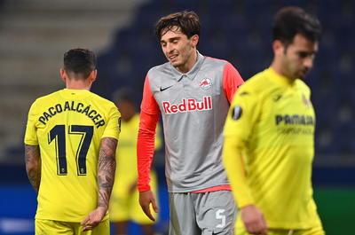 Gerard Moreno pone al Villarreal con un pie en Octavos de la Europa League