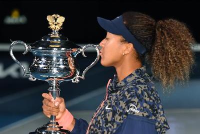 Naomi Osaka gana el Abierto de Australia tras vencer a Jennifer Brady