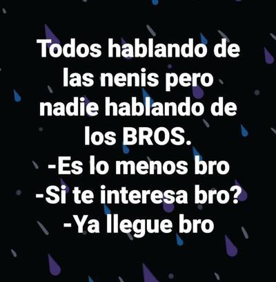 Las 'Nenis' y los 'Bro' generan memes con sus ventas en redes sociales