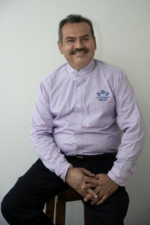 21022021 Lic. Jorge Adriano Uribe, director académico de Lic. Psicología.