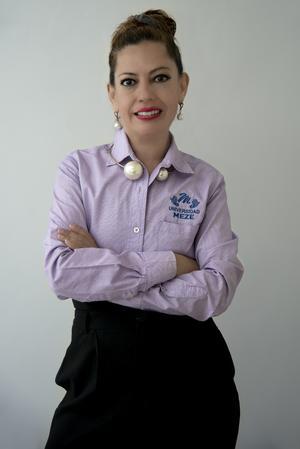 21022021 Dra. Nadia Barajas Ledezma, directora académica de Lic. en Nutrición.