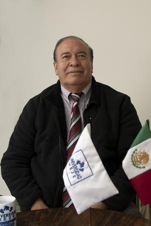 21022021 Dr. Roque Javier Márquez Robles, rector.