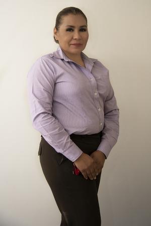 21022021 Lic. Micaela Olimpia Ríos Zapata, directora académica de Enfermería General.