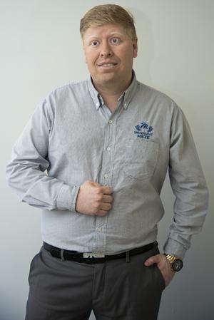 21022021 MC José Francisco Guillén Mayorquin, director académico de Centro de Idiomas.