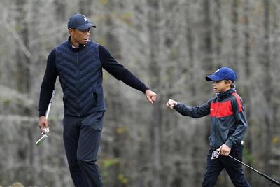 Tiger Woods, hospitalizado tras accidente cerca de Los Ángeles