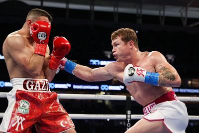 'Canelo' Álvarez sigue haciendo historia tras derrotar a Avni Yildirim