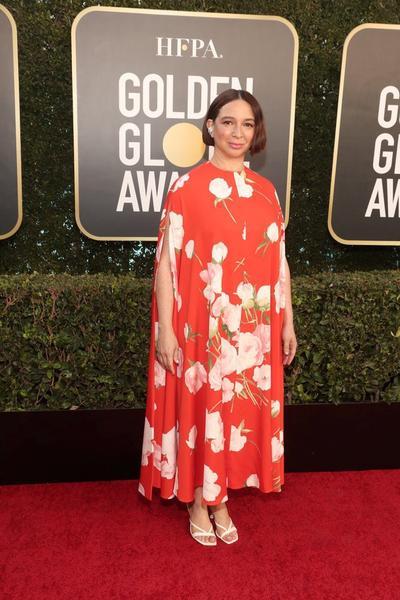 Los mejores looks de las estrellas en los Golden Globes 2021