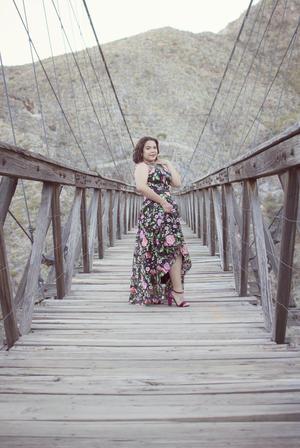 28022021 Danna Paola Alvarado Segobia celebrando su cumpleaños 18.